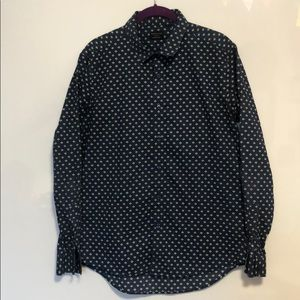 Men's Dress Shirt - Small Patterned